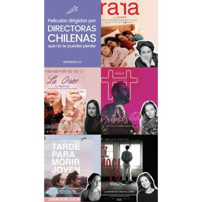 Directoras chilenas que no te puedes perder