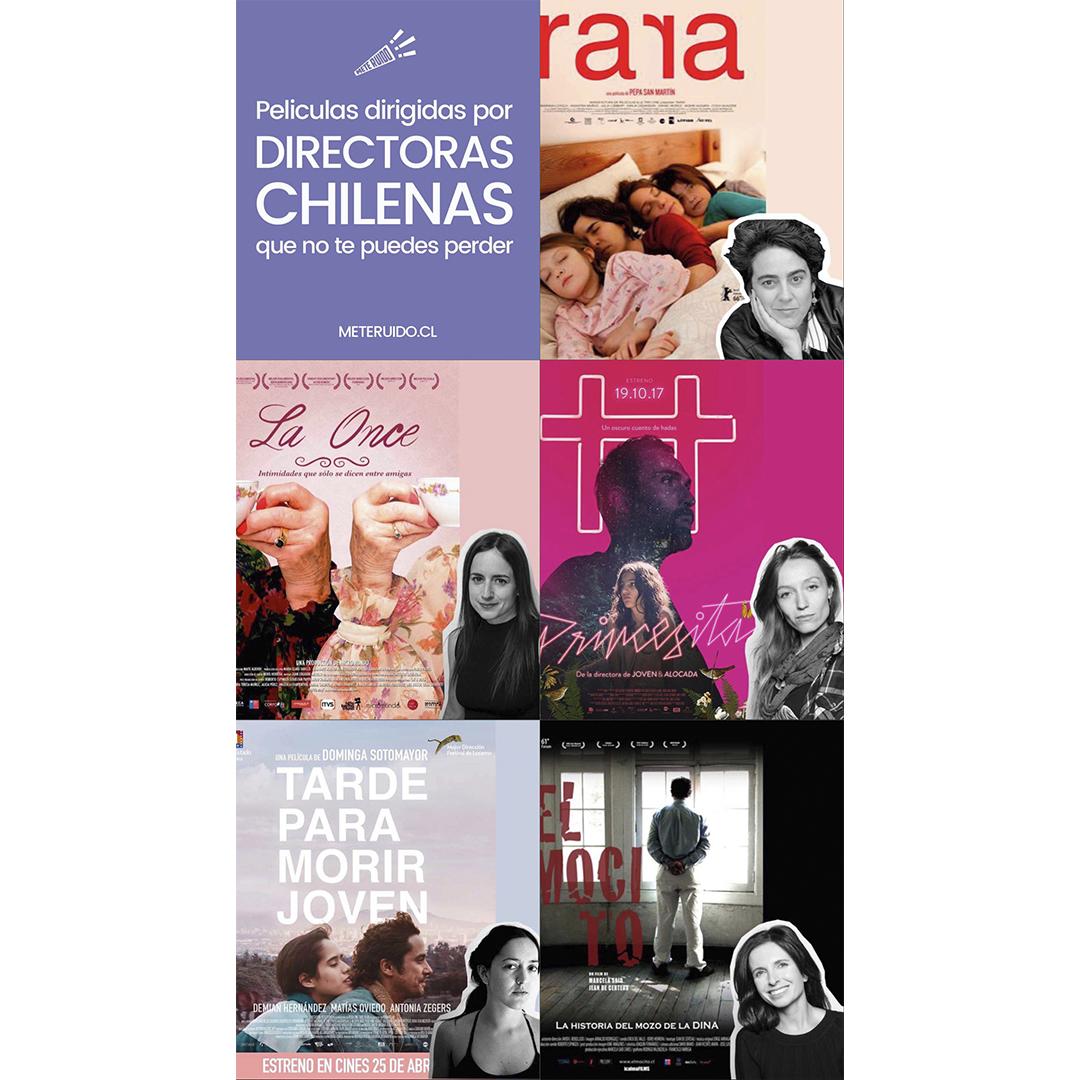 películas dirigidas por mujeres chilenas